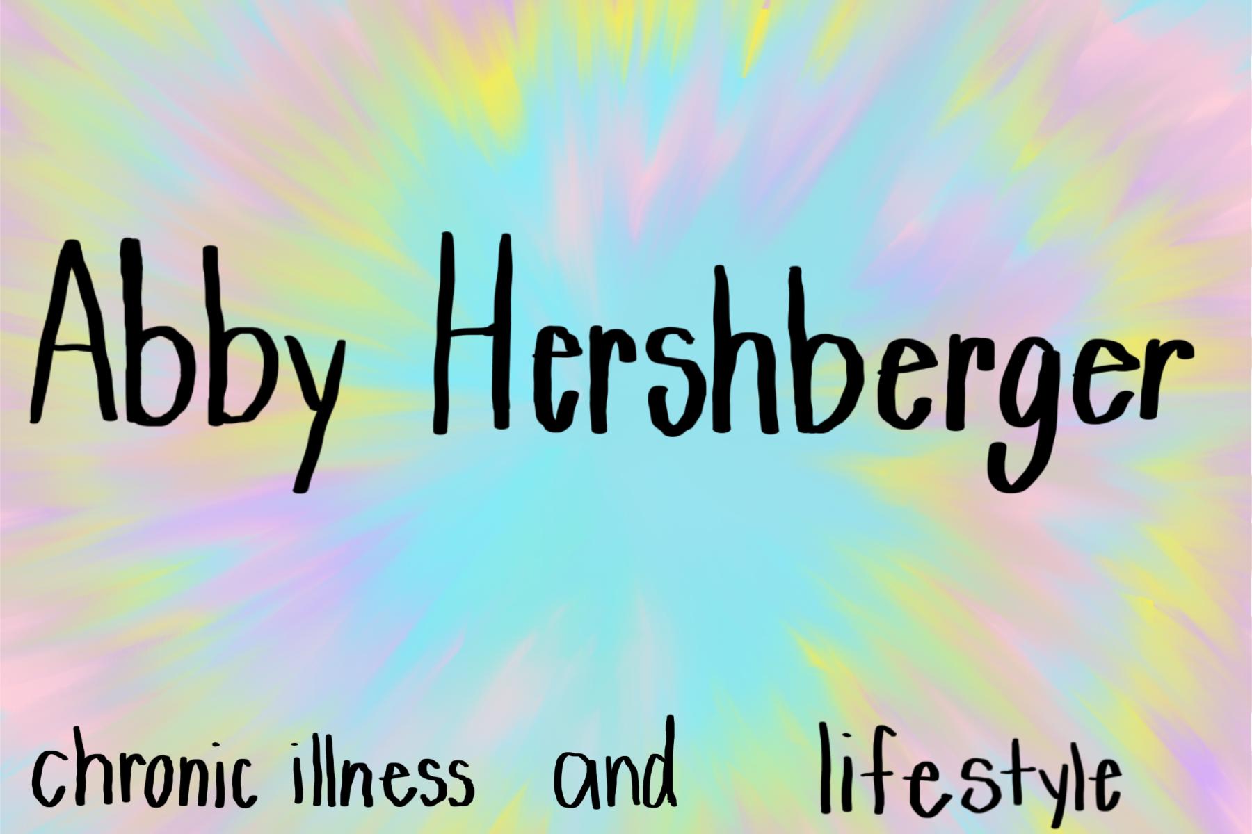 Chronic Illness & Lifestyle